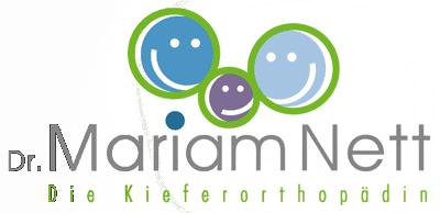 Dr. Mariam Nett - Die Kieferorthopädin